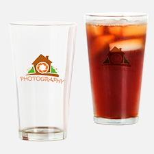 Unique Wedding photographer Drinking Glass