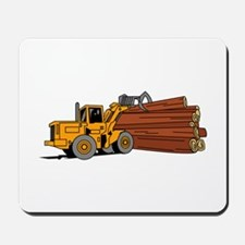 Logging Loader Mousepad