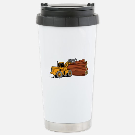 Logging Loader Travel Mug