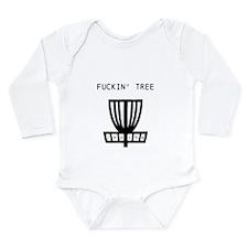 Unique Disc golf unique disc Long Sleeve Infant Bodysuit