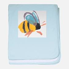 bee2.jpg baby blanket