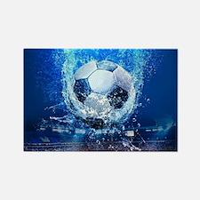 Ball Splash Over Stadium Magnets