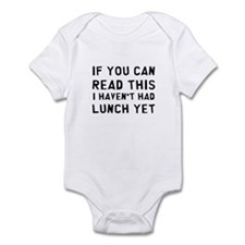 Lunch Infant Bodysuit