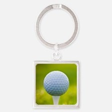 Golf Ball Keychains