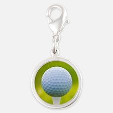 Golf Ball Charms