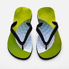 Golf Ball Flip Flops