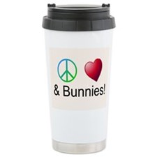 Unique Hotot Travel Mug