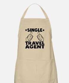 Single Travel Agent Apron
