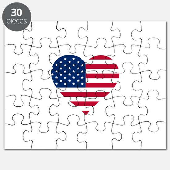 American Heart Puzzle