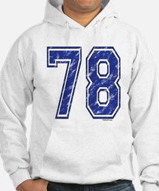 78 Jersey Year Hoodie