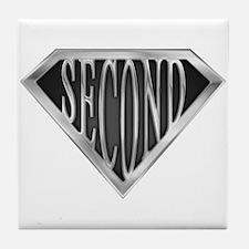 Super Second(metal) Tile Coaster