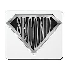 Super Second(metal) Mousepad