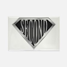 Super Second(metal) Rectangle Magnet