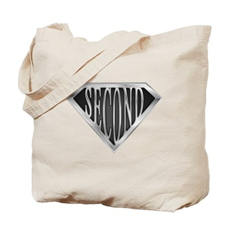 Super Second(metal) Tote Bag