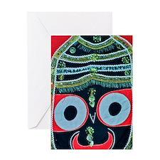 krishna Greeting Cards