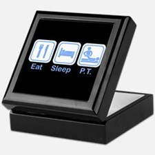 Eat, Sleep, PT Keepsake Box