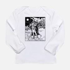 Cute Yule Long Sleeve Infant T-Shirt
