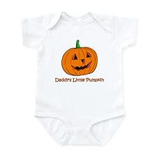 Daddy's Little Pumpkin Infant Bodysuit