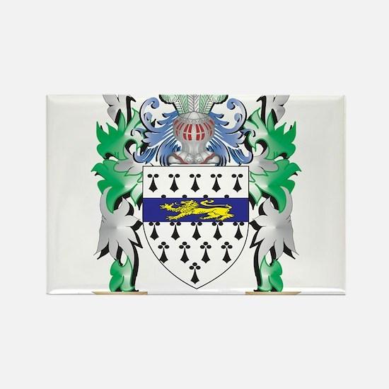 Garrett Coat of Arms (Family Crest) Magnets