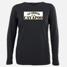 Unique Cavapoo design Plus Size Long Sleeve Tee
