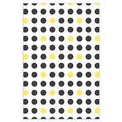 Mod Black Polka Dots Posters