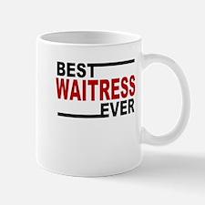 Best Waitress Ever Mugs