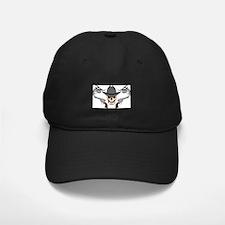Cowboy Skull & Pistols Baseball Hat