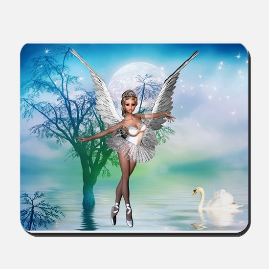 SWAN LAKE Mousepad