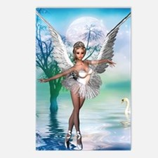SWAN LAKE Postcards (Package of 8)