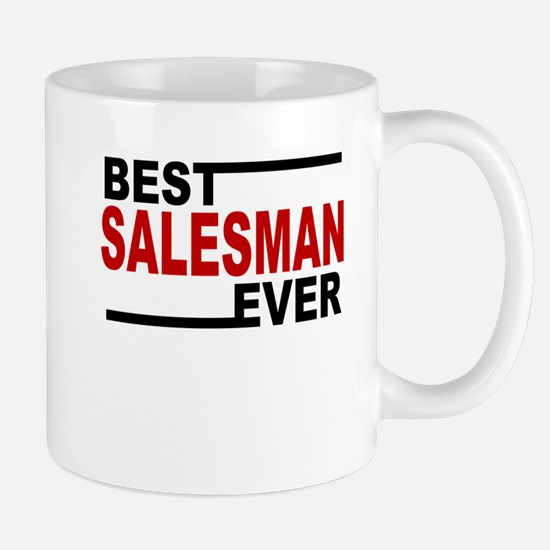 Best Salesman Ever Mugs