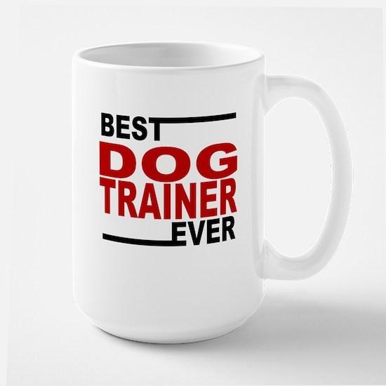 Best Dog Trainer Ever Mugs