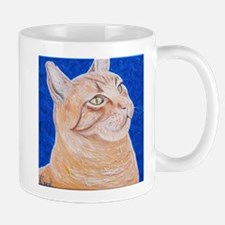 Regal Cat Mugs