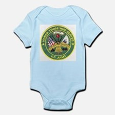 Honor Those Who Served Army Body Suit
