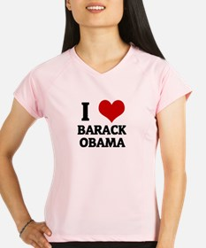 IlOVEbARACK Performance Dry T-Shirt