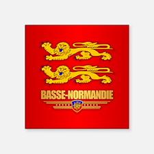 Bassse-Normandie Sticker