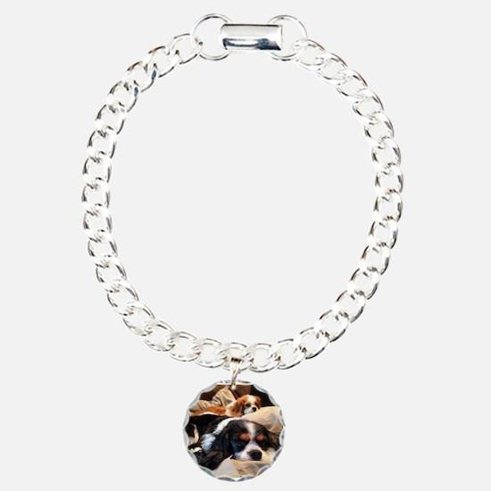 Cute King charles cavalier Bracelet
