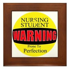 Nursing Students are prone to Framed Tile