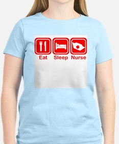 Eat, Sleep, Nurse T-Shirt