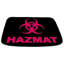 Geeky Pink Hazmat Bathmat