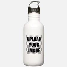 Upload Your Image Water Bottle
