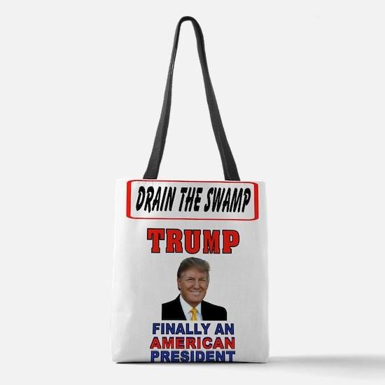 2018 SWAMP Polyester Tote Bag