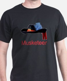 Unique Musketeer T-Shirt