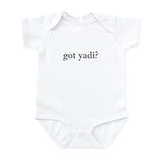 Got Yadi Infant Bodysuit