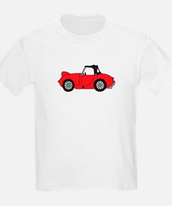Red Frogeye Bugeye T-Shirt