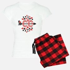 Cross Country Love Pajamas