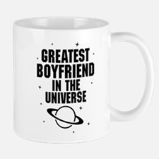 Greatest Boyfriend In The Universe Mugs