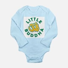 Yoga Om Symbol Long Sleeve Infant Body Suit