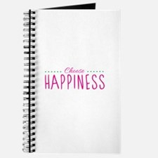 Choose Happiness - Journal