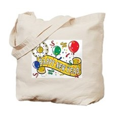 New Year's Party Tote Bag