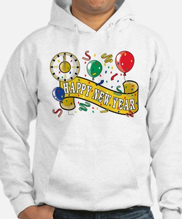 New Year's Party Jumper Hoody